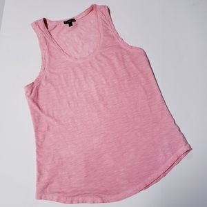 4/$15 EXPRESS Pink Muscle Tank Top Small Petite